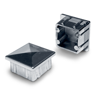 IQ-IFRK2-Chrome-plated end plug