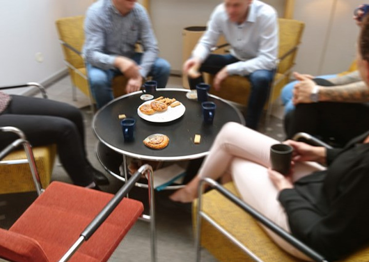 "Swedish friday ""Fika"""